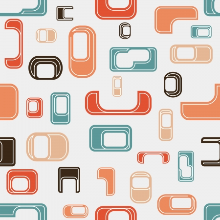 Abstract spare parts background - You can use it to fill your own background Stock Vector - 18231290