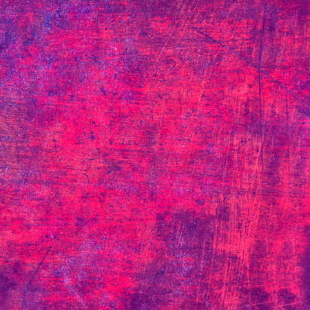 dirty sheet: purple violet background. Vintage rusty metal texture