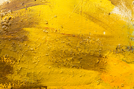 yellow abstract texture background wallpaper Stock Photo