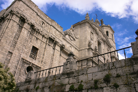 castille: Valladolid, Spain - Cathedral of Our Lady of the Holy