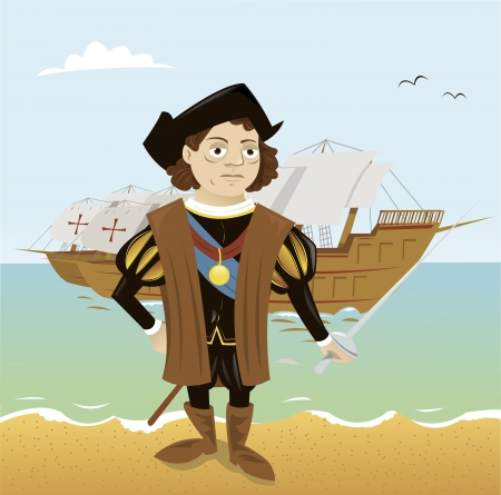 explorer: Christopher Columbus