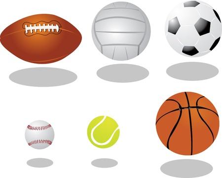 Vector Balls Stock Vector - 22095979
