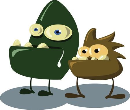 debugging: couple of viruses