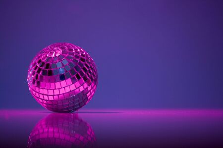 disco ball with copy space, party atmosphere Stock Photo - 4077292
