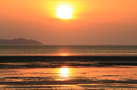 beautifu: Sunset Stock Photo