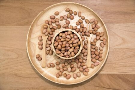 avail: Peanuts used to make snack and foods or cook and have health benefits