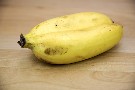 beneficial: Banana fruit is beneficial to the body and delicious Stock Photo