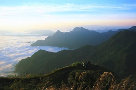 beaty: Greatness of Phuchifa Chiangrai Thailand