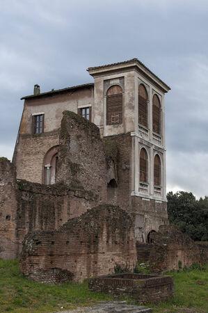 palatine: Renaissance House of the Garden Farnese