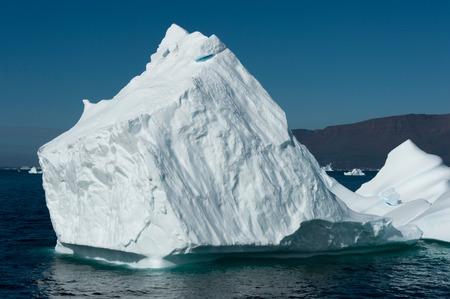 icefjord: Iceberg of polar regions, Greenland