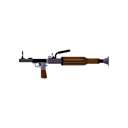 Pistol Grenade Launcher Illustration  Danger, Explosion, Bomb