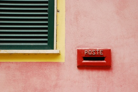 poste Stock Photo