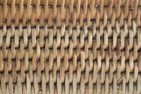 wicker textures Stock Photo