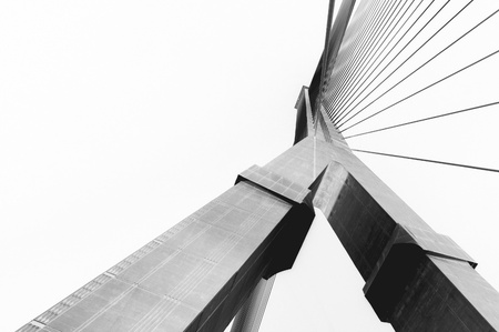 rama: rama 8 bridge, bangkok