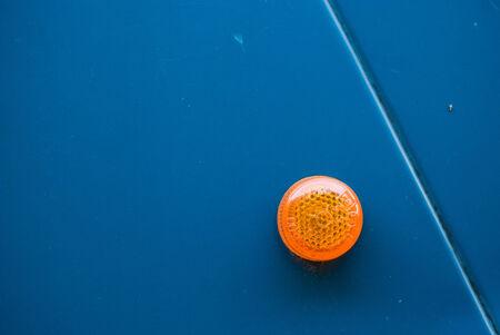 flashers: Se�ales de vuelta del lado del coche, primer plano