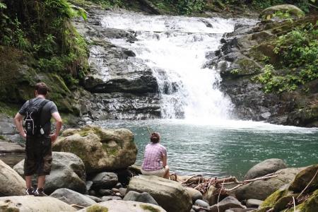 Costa Rican paradise Reklamní fotografie