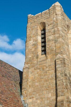 Stone tower Stockfoto