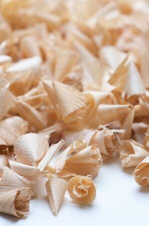 Wood chips Stock fotó