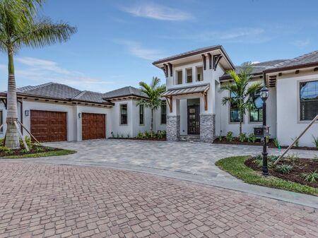 Beautiful luxury Spanish-style home in Florida