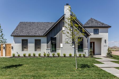 Unique and beautiful, modern farmhouse design with 4 beds and 3 baths