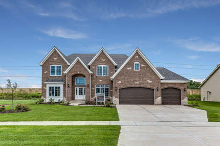 Spectacular custom home in a master planned community