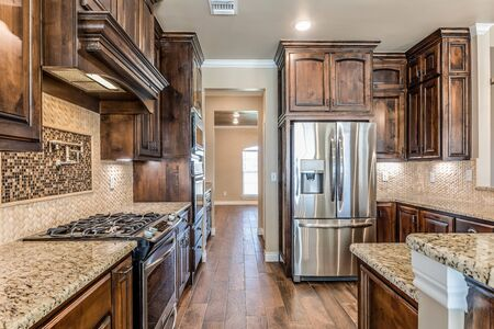 Gourmet kitchen is a cook's dream
