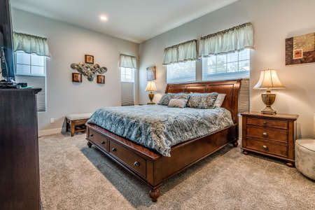 A room perfect for a sweet family.