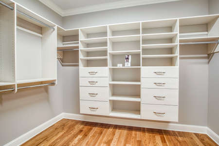 A big and spacious closet.