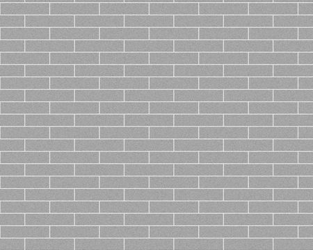 concrete block: Concrete block wall background textured half height Stock Photo