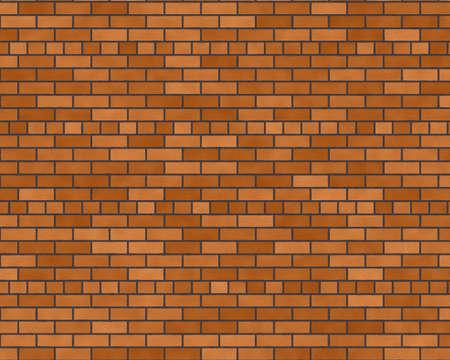 Dark motar brick wall background textured Stock Photo