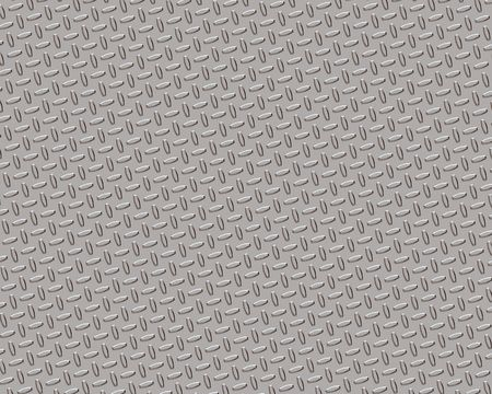 diamond plate industrial background  small chrome