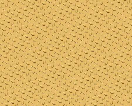 diamond plate industrial background  gold small
