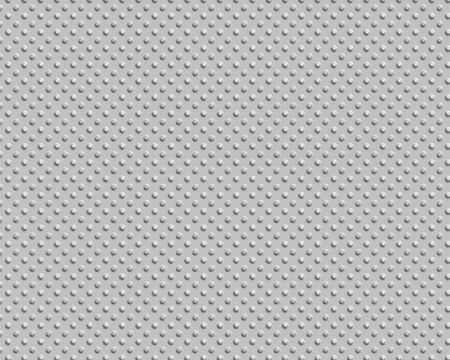 diamond plate industrial background  round dots