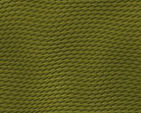 reptile skin background of lizard green stylized