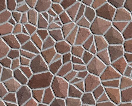 mur de pierre de construction bruts mod�le brun