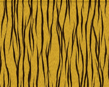 tiger shaggy short fur textured background