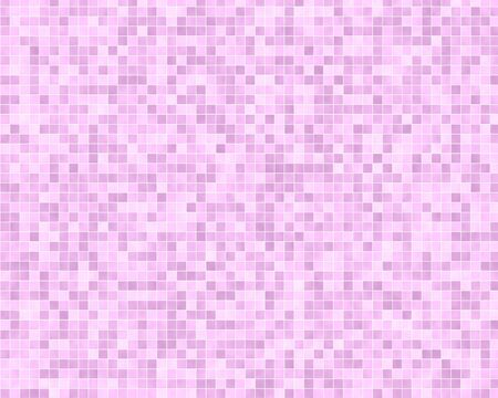 pink tile wall background textured Stock Photo