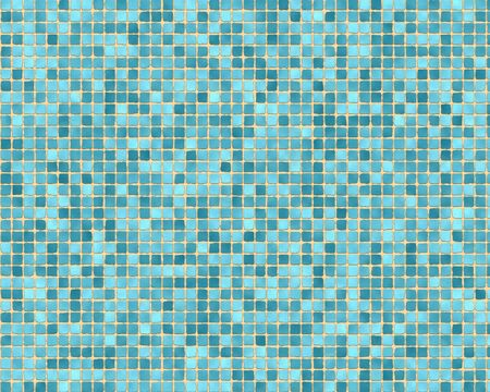 rough blue tile wall background textured