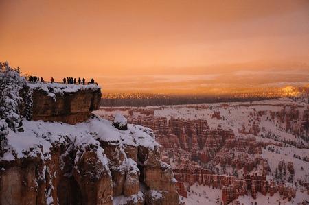 Bryce Canyon National Park, Utah,USA
