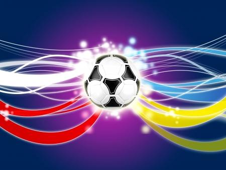 Euro 2012 background poland ukraine photo