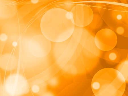 sweety: fresh orange background illustration