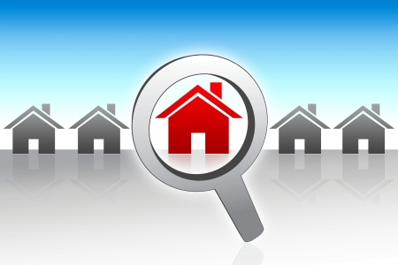 brokers: Searching for a new home concept