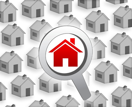 trouver une maison