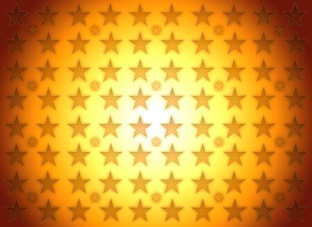 gleam: gold champion stars winner background graphic illustration