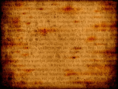 Old religious bible manuscript background illustration