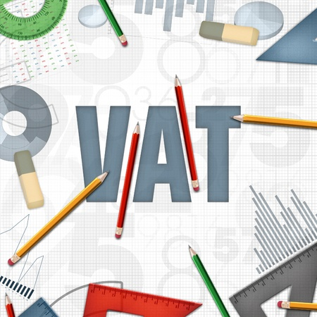 VAT tax accounting financial business background