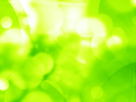 vital: summer abstract green fresh background texture illustration