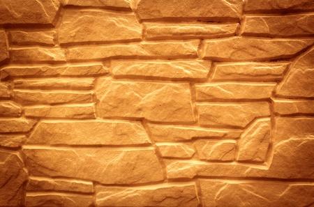 sand stone: sand stone wall texture background Stock Photo