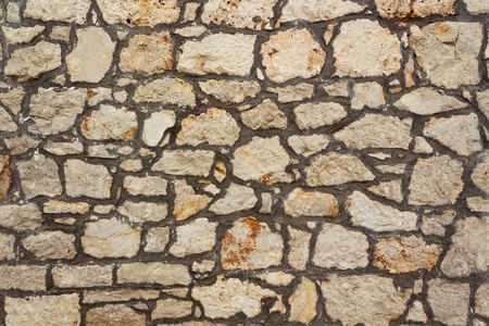dalmatian: background of dalmatian stone wall texture