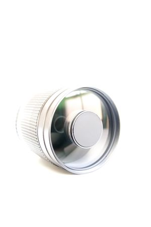 300mm Mirror lens, High key Front View